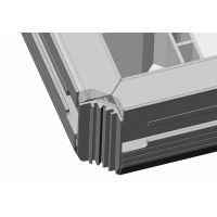 Eurotruss - Pro Deck 200X100CM - R corner