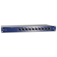 Luminex - GigaCore 12 with PoE supply