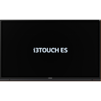 i3 - TOUCH ES75 incl cable & wallmount