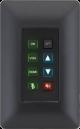 Aurora - DXB-8i-B - 8-button backlit IP controller