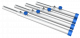 Eurotruss - Round leg - 90-140cm - Telescopic