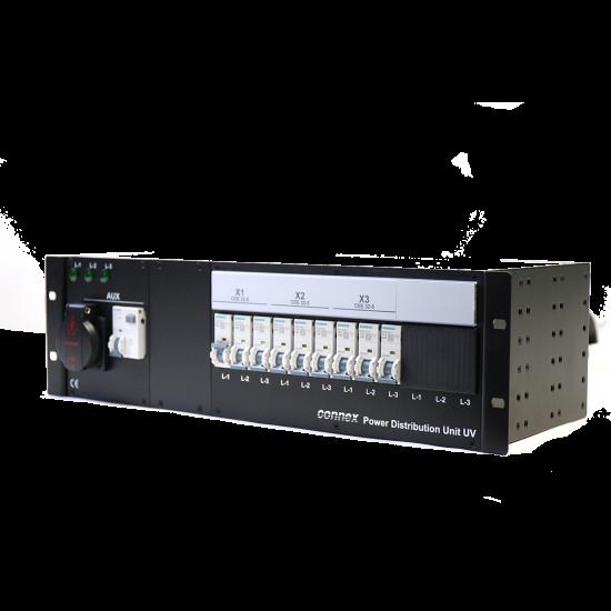 Connex - 63A Power Distributor 19'' (53250204)