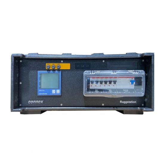 Connex - 63A Ruggstation (RSS-R63C-J3-4305-IP44)