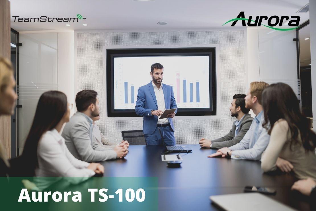 Aurora TeamStream