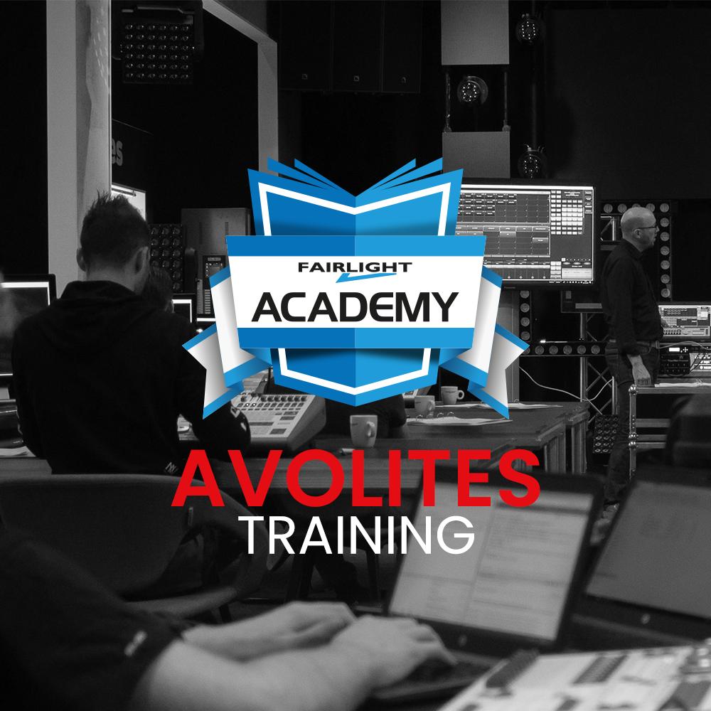 Avolites - Foundation Training