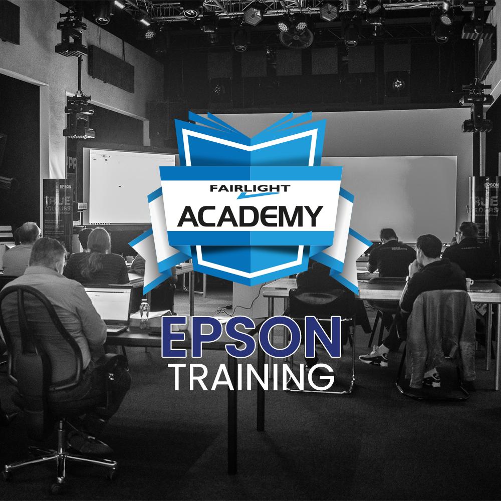 Epson Pro Training