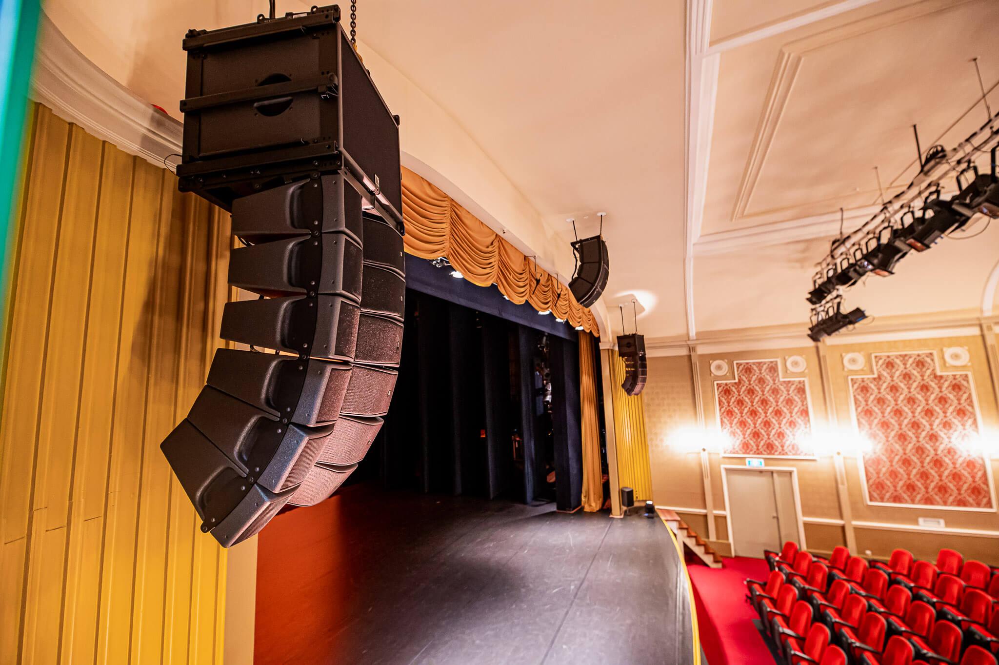 Schouwburg Ogterop kiest voor L-Acoustics
