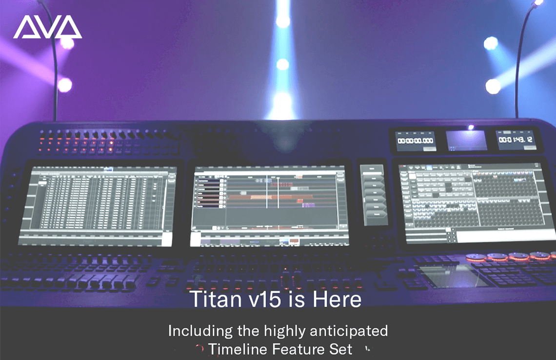 Titan v15 software