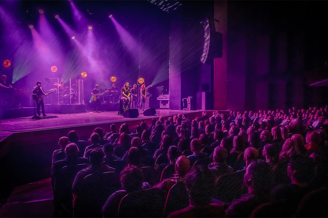 Audio update voor Parkstad Limburg Theaters